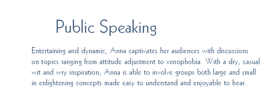 Public Speaking Image Slide